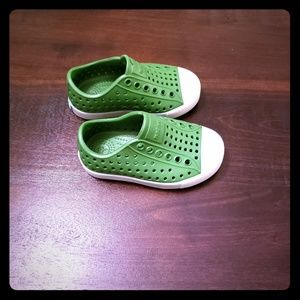 Native baby shoes